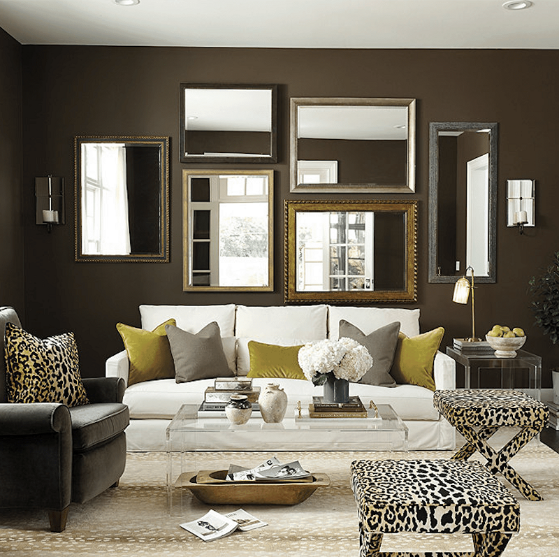 Chic Way To Decorate With Animal Prints 1